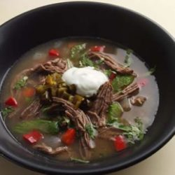 Shredded Beef Stew