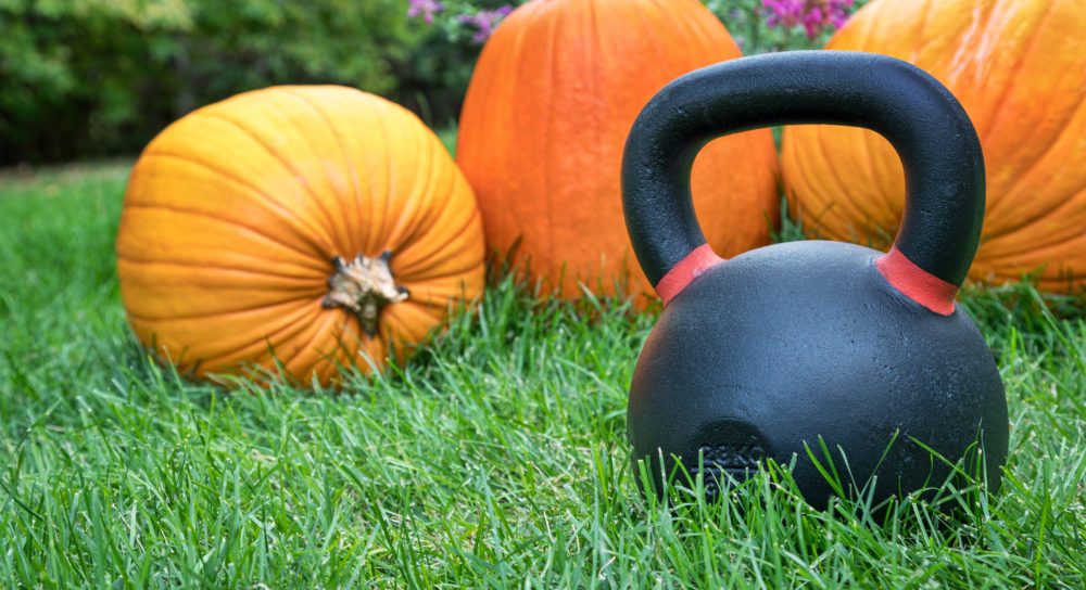 Fall Kettlebell Workout!
