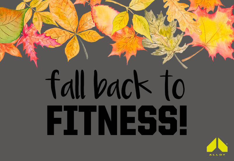 Fall Back to Fitness Kickoff!