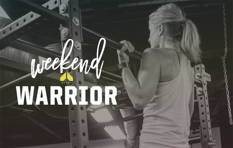 FIRST WEEKEND WORKOUT OF 2018