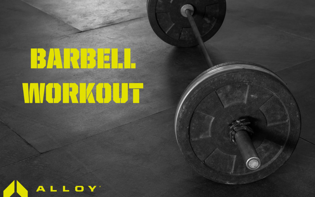 On-your-Own Barbell Workout