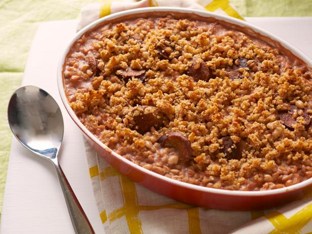 Whole Grain Bean and Turkey Cassoulet