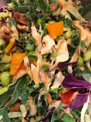 Chopped Thai Salad